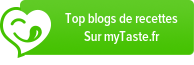 Top blogs de recettes